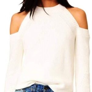 Rag & Bone cold shoulder sweater. New without tag.
